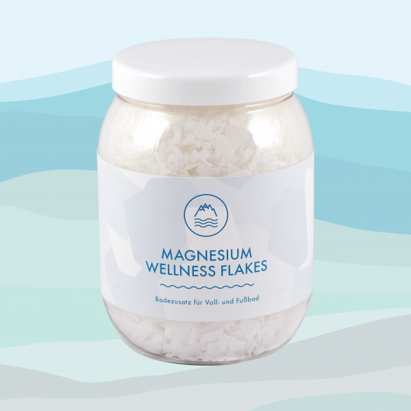 Magnesium Wellness Flakes 1.000 gr